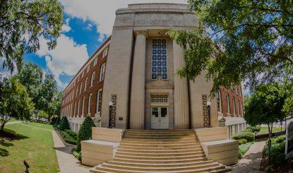 Farrah Hall exterior